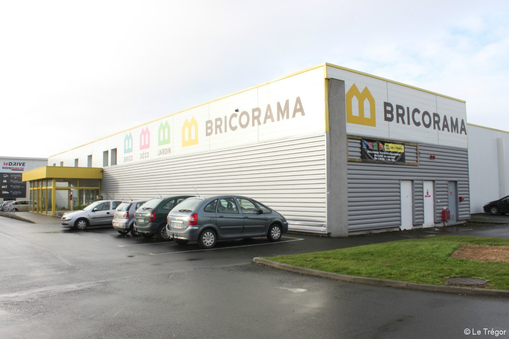 Saint quay perros le magasin bricorama ferme article - Portes coulissantes bricorama ...